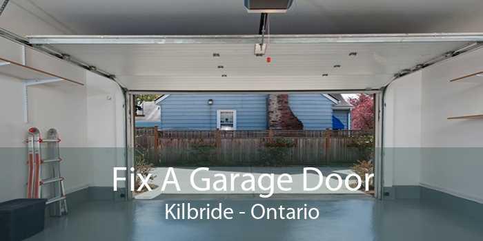 Fix A Garage Door Kilbride - Ontario
