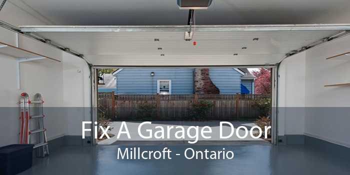 Fix A Garage Door Millcroft - Ontario