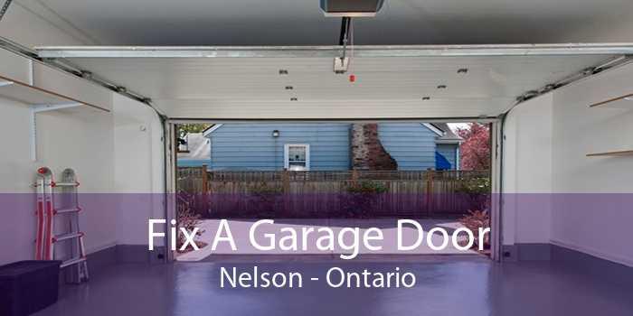 Fix A Garage Door Nelson - Ontario