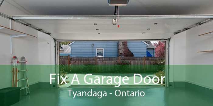 Fix A Garage Door Tyandaga - Ontario