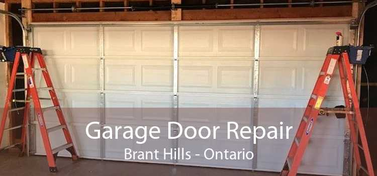 Garage Door Repair Brant Hills - Ontario