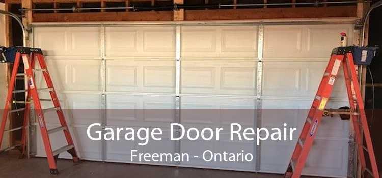 Garage Door Repair Freeman - Ontario